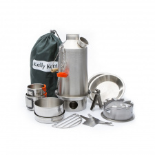 Virdulys Kelly Kettle Ultimate Base Camp Kit