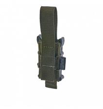 Velmet trumpas pistoleto dėtuvės dėkliukas 1SFS Ranger green