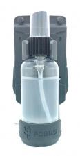 Fobus dezinfekcinio skysčio talpos, dujų balionėlio, žibintuvėlio laikiklis