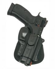 Fobus plastikinis dėklas pistoletams CZ 75D / CZ SP 01 / 75D Compact