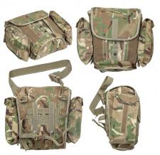 Dujokaukės dėklas MPT (UK army)