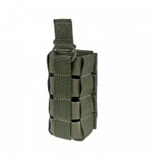 Universalus elastinis krepšelis V-Flex FM-ranger green