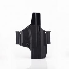 Morf X3 IMI Defense vidinis-išorinis pistoleto Glock dėklas