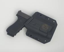 Kydex dėklas Glock 17 su Olight PL - 2 VALKYRIE