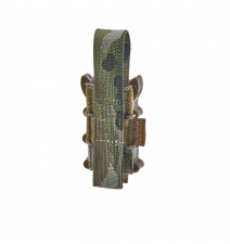 Velmet atviras pistoleto dėtuvės dėkliukas 1SFS Multicam