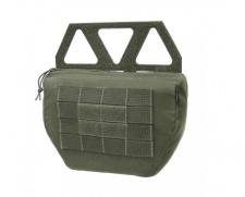 Papildomas taktinės liemenės krepšelis PCP-M G2