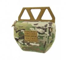 Papildomas taktinės liemenės krepšelis PCP-M G2 Laser Cut
