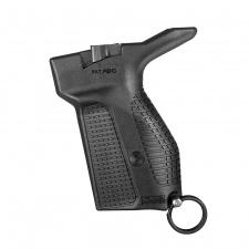 Pistoleto Makarov rankena su dėtuvės išmetimo mygtuku