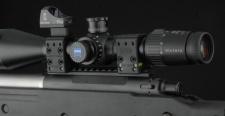 SPUHR ISMS Optikos montavimo žiedai