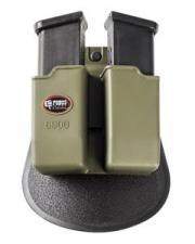 Dėkliukas 2 Glock dėtuvėms 6900 RT molle Žalias