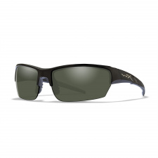 Akiniai WileyX SAINT Polarized Smoke Green