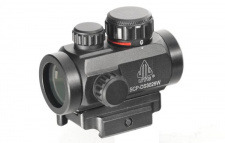 "Kolimatorius UTG 2.6"" ITA Red/Green QB Micro Dot"