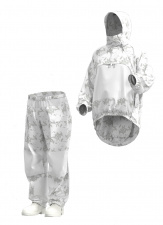Sniego maskuojamas kostiumas Audimas Guard