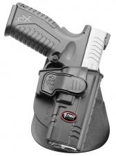 FOBUS plastikinis dėklas pistoletui XDM Springfield XDCH RT dėklas