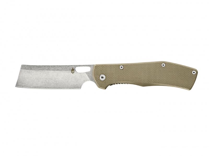 Gerber Flatiron Folding Cleaver - G10