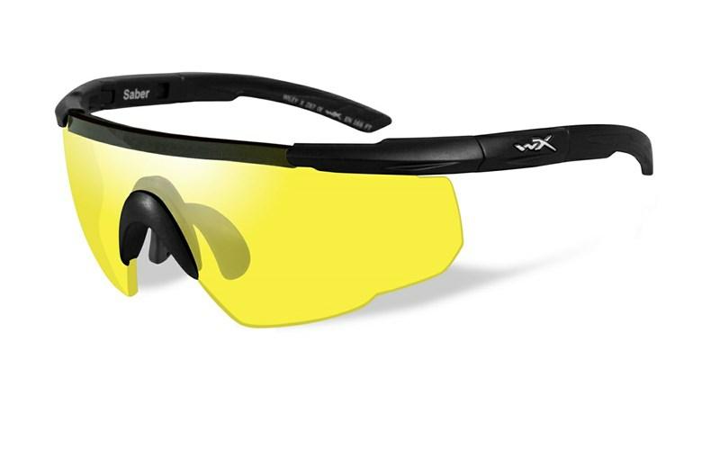 Taktiniai apsauginiai akiniai WileyX Saber 300