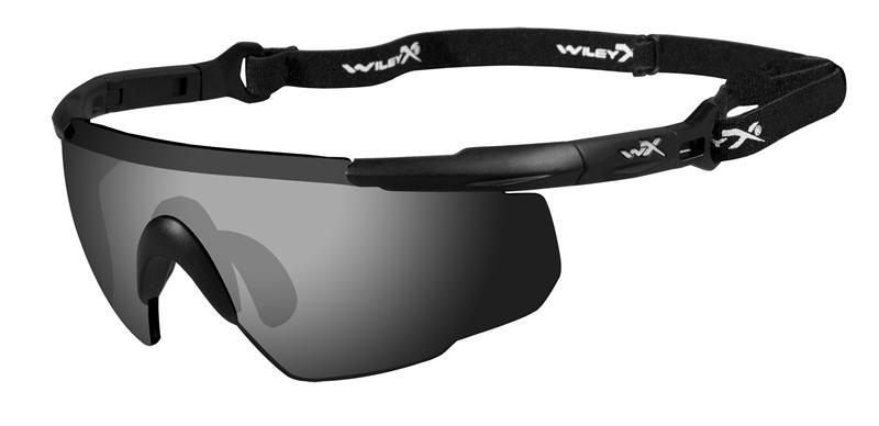 Taktiniai apsauginiai akiniai WileyX Saber 302