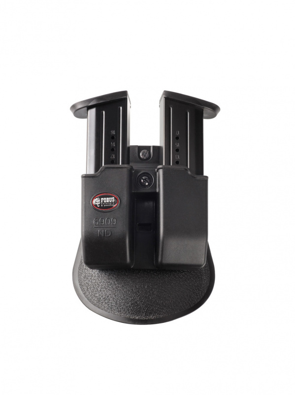 Dvigubas pistoleto dėtuvių dėkliukas 6909 ND RT