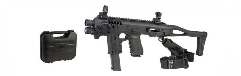 MICRO Glock RONI komplektacija MIC-ROADV17/01 GLOCK 17 pistoletams