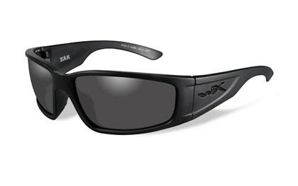 Akiniai WileyX ZAK Smoke Grey Matte Black Frame
