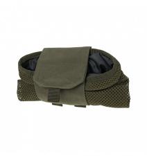 Tuščių dėtuvių krepšelis Folding Dump Pouch FDP-G2 su lankeliu
