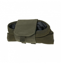 Tuščių dėtuvių krepšelis Folding Dump Pouch FDP-H-G2 su lankeliu