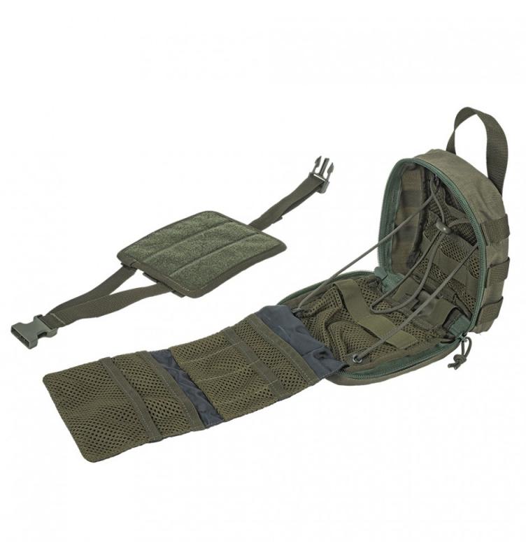 Pirmos pagalbos krepšelis (IFAK) ZA-05 (Ranger Green))