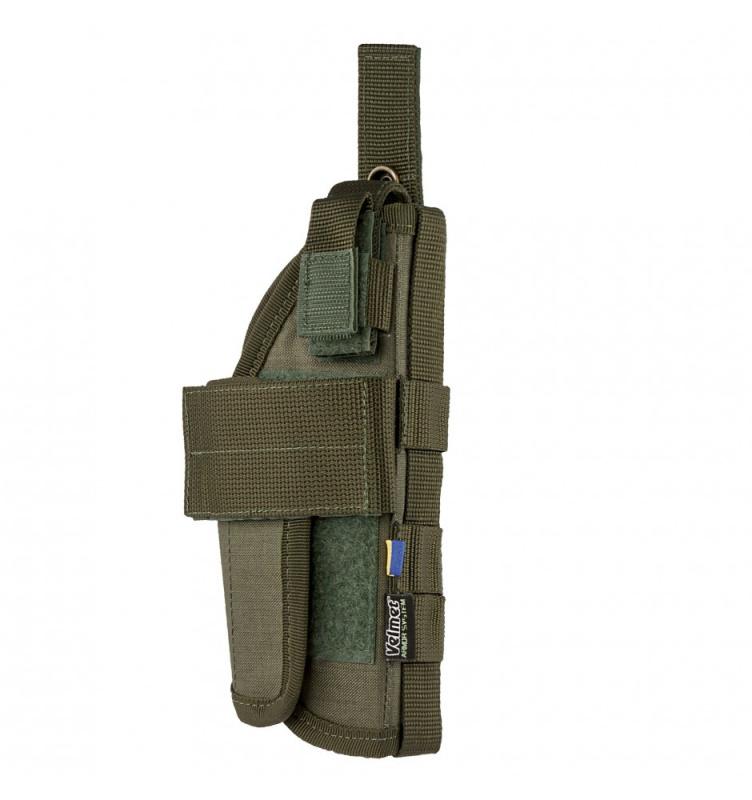 Velmet universalus pistoleto dėklas (Ranger Green)