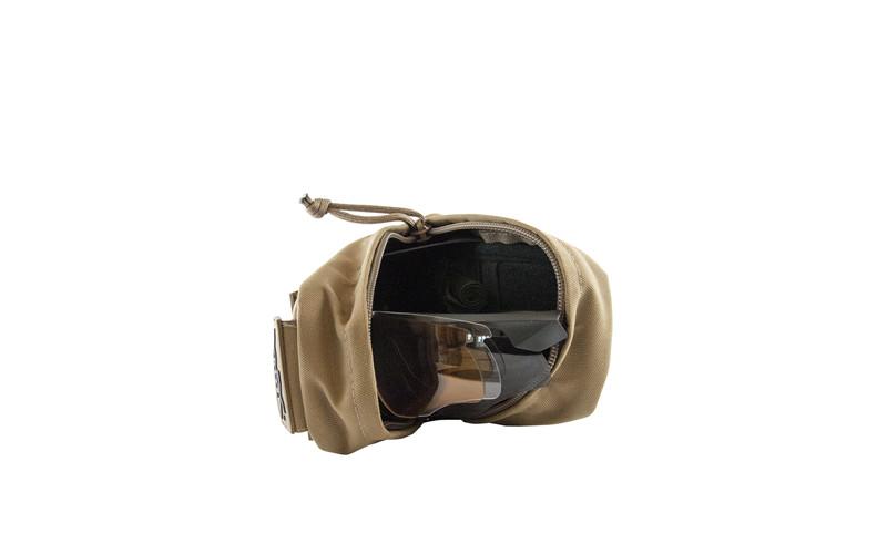 Taktinis akinių dėklas WileyX