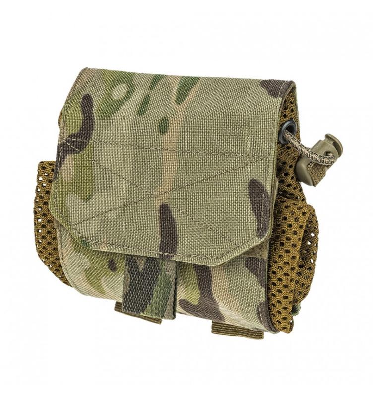 Tuščių dėtuvių krepšelis Folding Dump Pouch FDP-G2 Multicam