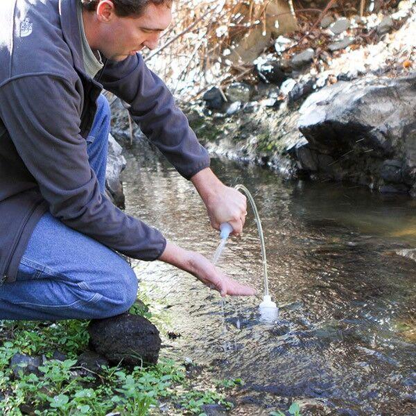 Vandens filtras XStream Straw