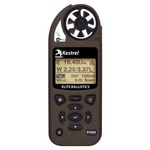 Kestrel 5700-X Elite LiNK